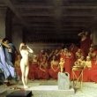 Jean Leon Gerome: Phryne before the Areopagus, 1861