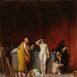 The Slave Market in Rome by Jean Leon Gerome
